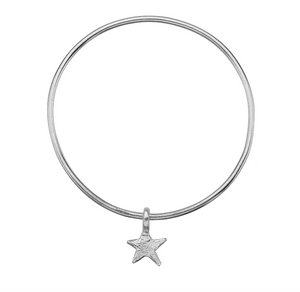 Signature Mini Star Bangle