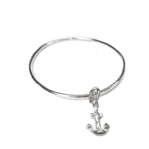 Signature Anchor Bangle