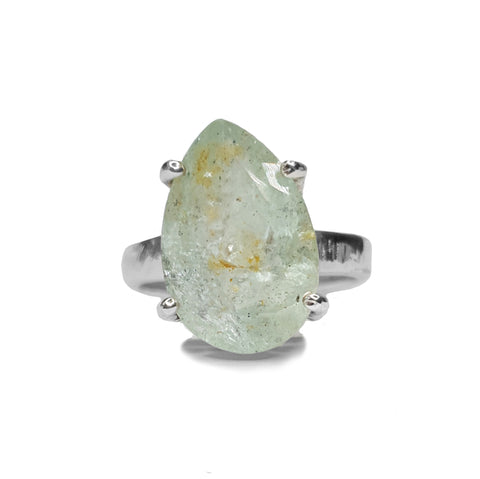 Signature Stone Aquamarine Ring
