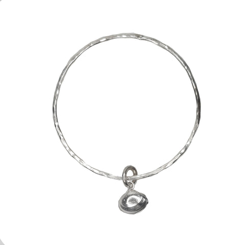 Signature Clam Shell Bangle