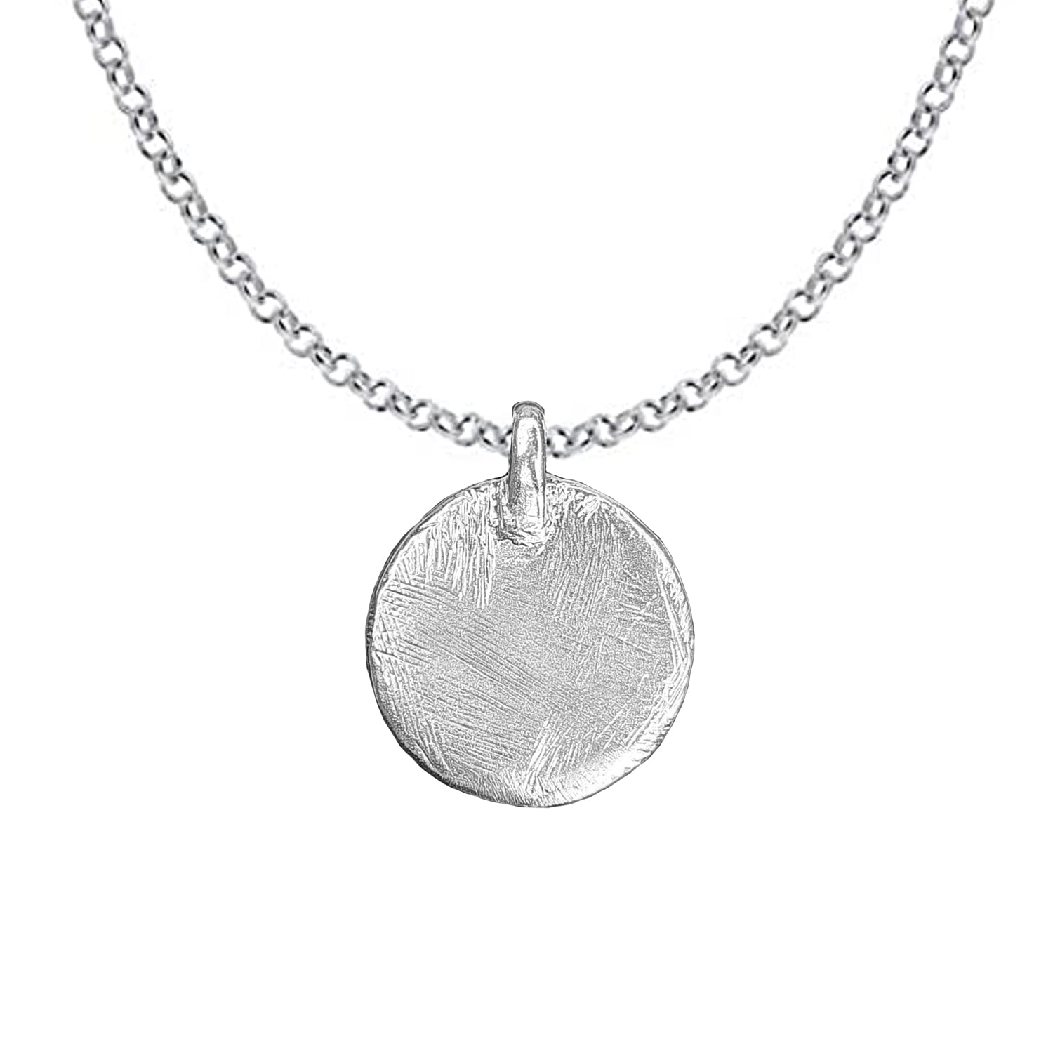 Signature Full Moon Necklace