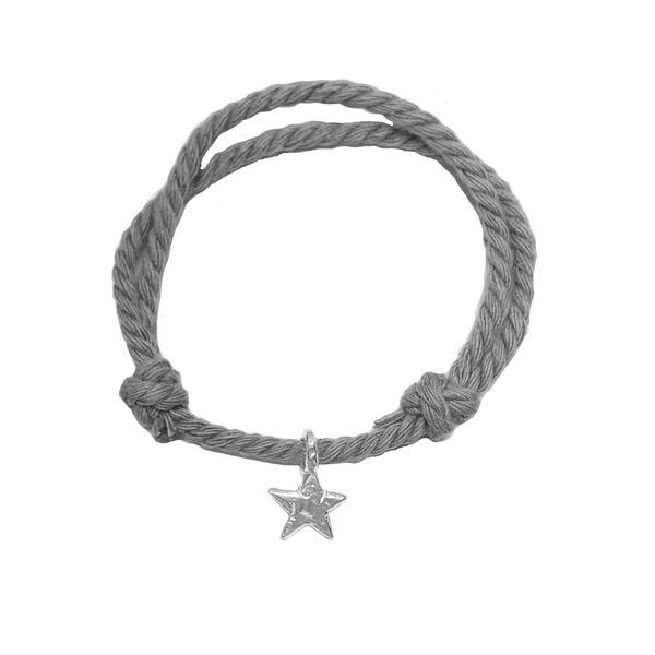 Signature Mini Star Rope Bracelet
