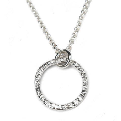 Signature Halo Necklace