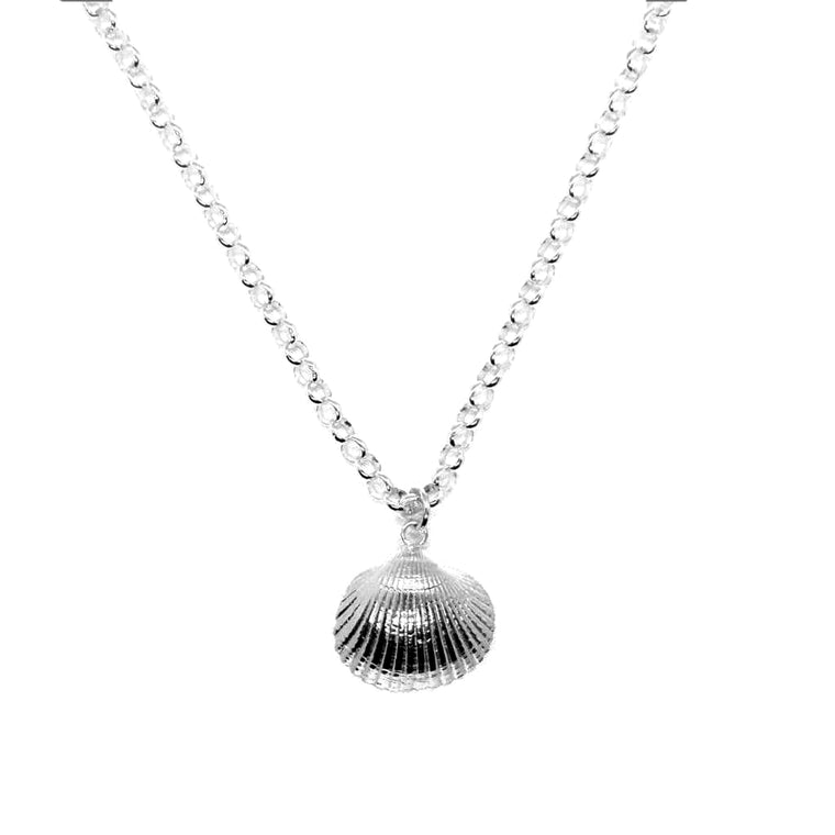 ITP Signature Cockle Shell Necklace Large