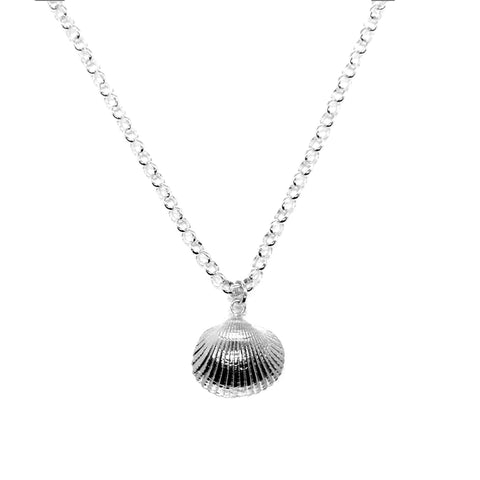Signature Cockle Shell Necklace Large