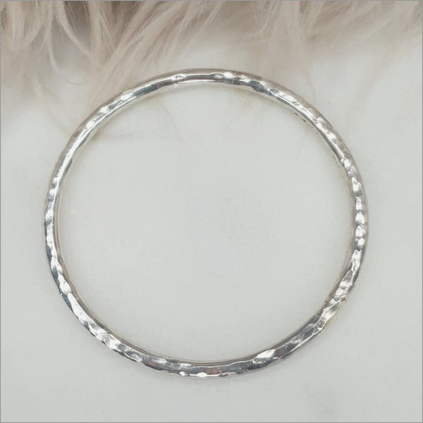 ITP Signature Hammered Bangle Bangle