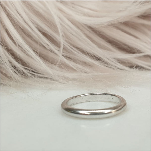 ITP Signature Silver Band Ring