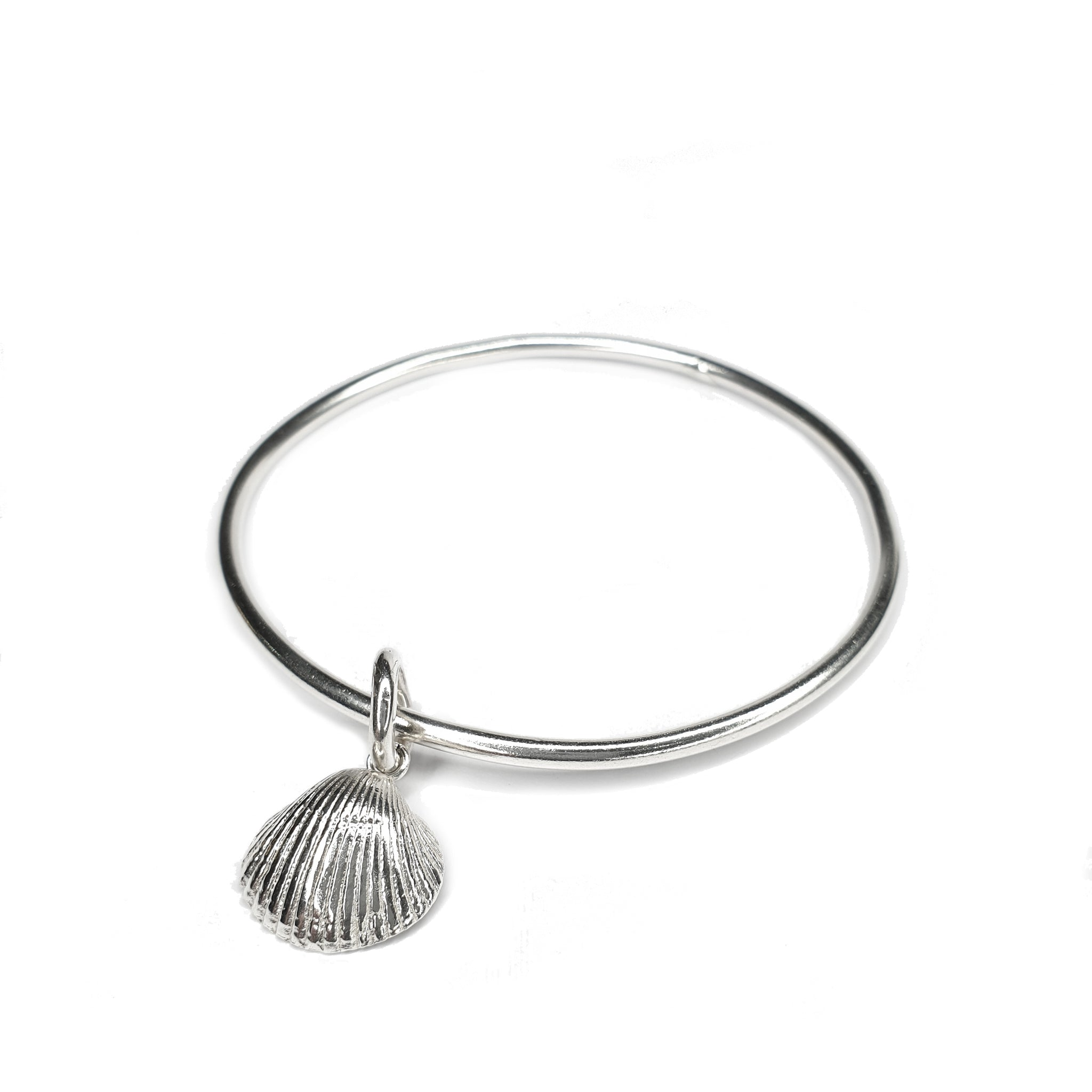 Signature Cockle Shell Bangle