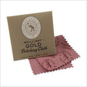 Town Talk Gold Polishing Cloth Cleaning Product