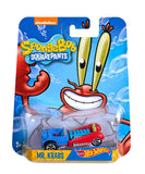 Hot Wheels SpongeBob Mr. Krabs Vehicle
