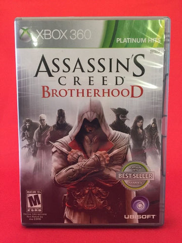 Assassin's Creed: Brotherhood (Xbox 360, 2010) - SP Retail