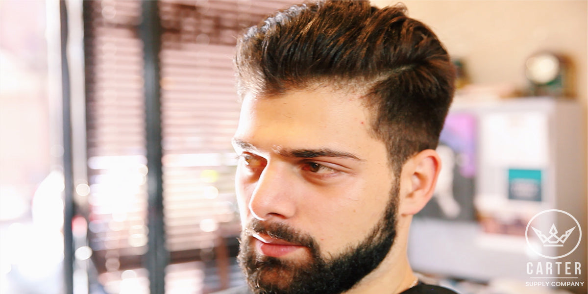 Best Undercut Fade Hairstyle For Men High Volume Popular Haircut