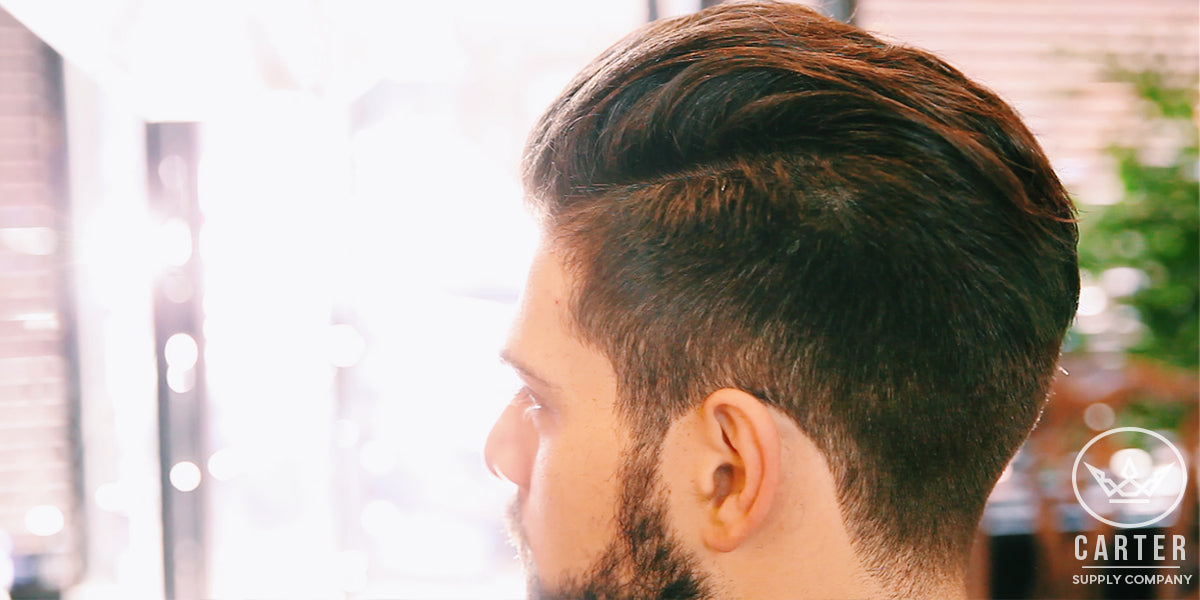 Carter Supply Company Best Undercut Fade Hairstyle For Men