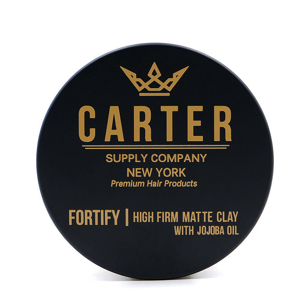 Carter Supply Company Fortify High Firm Matte Clay