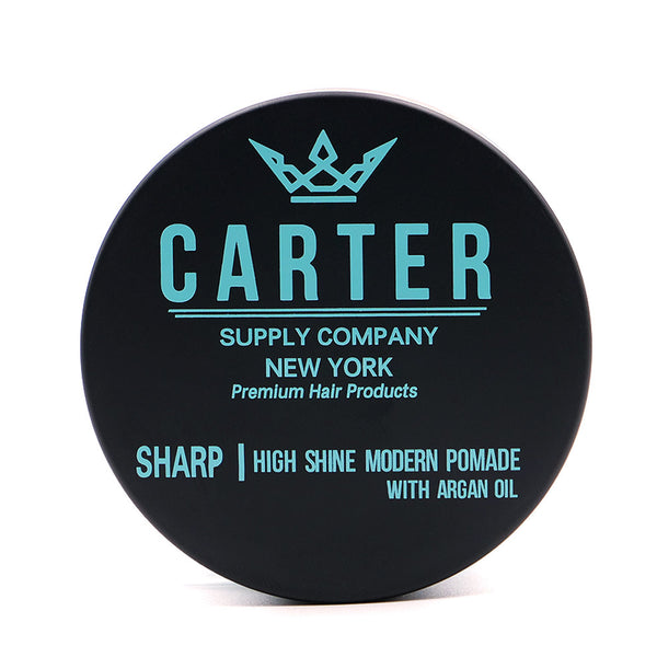 Carter Supply Company Sharp High Shine Modern Pomade