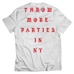 Carter Supply Company Throw More Parties In NY White Back