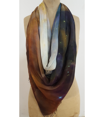 Italian Made Digital Print Scarf