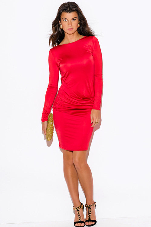 Backless and Beautiful Fire Dress -  - Dress - COME SHOP WITH LOVE - 9