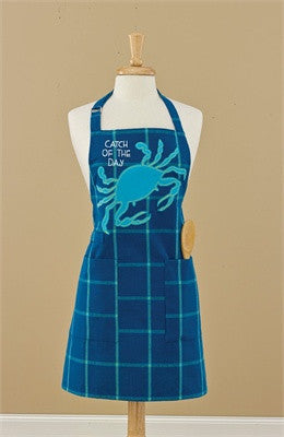 Salt Water Crab Apron