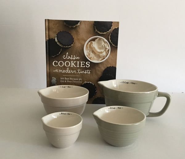 Cookies and Measuring Cups