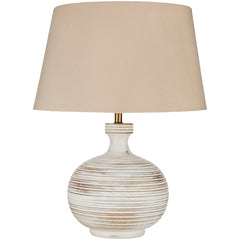 Cross Table Lamp