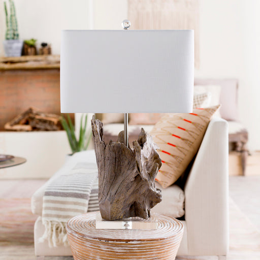 Textural Table Lamp