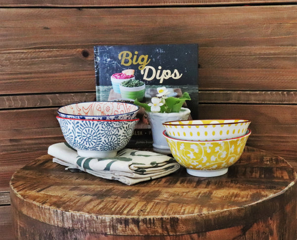 Big Dips and Bowls