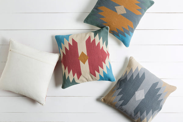Cotton Kilim - Kinfolk Supply - 6