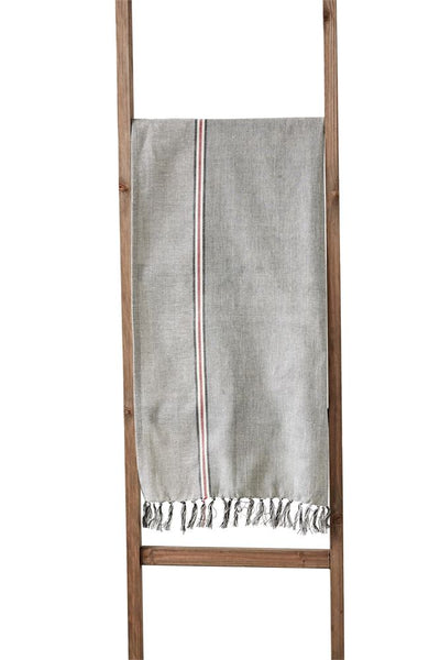 Cotton Chambray Table Runner