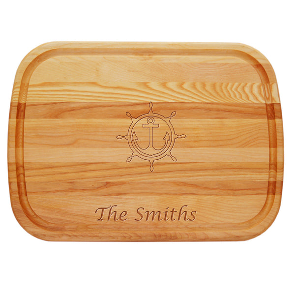 EVERYDAY BOARD: LARGE PERSONALIZED ANCHOR WHEEL