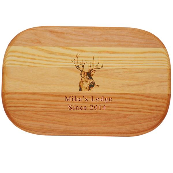 Personalized Board: Buck