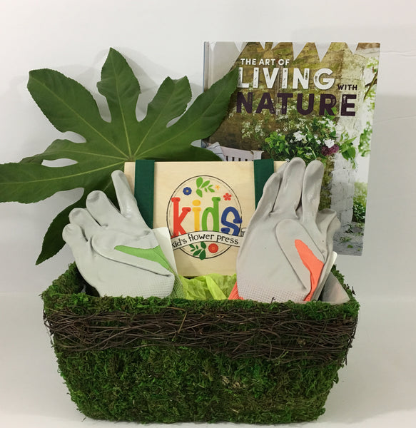 Gardening with Kids Basket