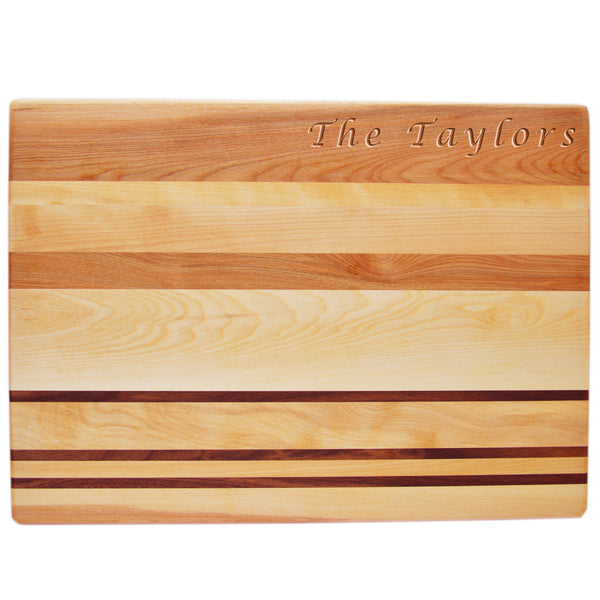 INTEGRITY BOARD: COUNTERTOP PERSONALIZED