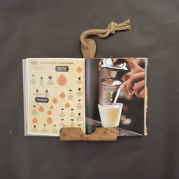 Cocktail Manual & Potholder Set