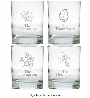 Personalized Old Fashioned Unbreakable Drinkware