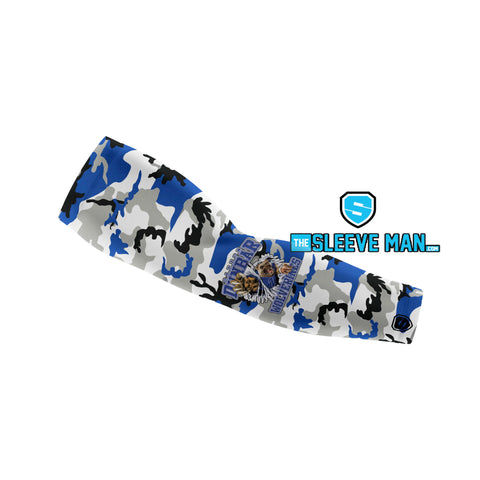Dunbar Wolverines Compression Arm Sleeve