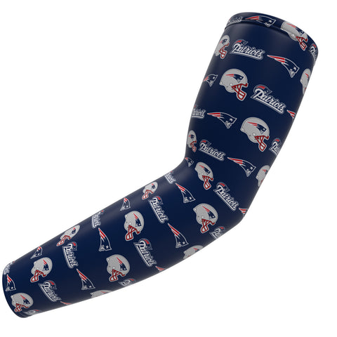 New England Patriots Compression Arm Sleeve