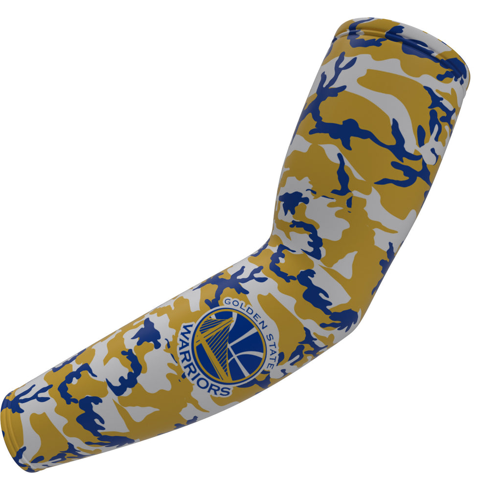 Golden State Warriors Compression Shooters Arm Sleeve