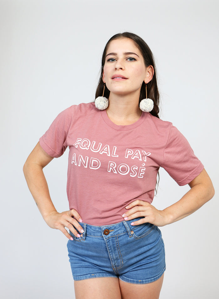 Equal Pay and Rosé