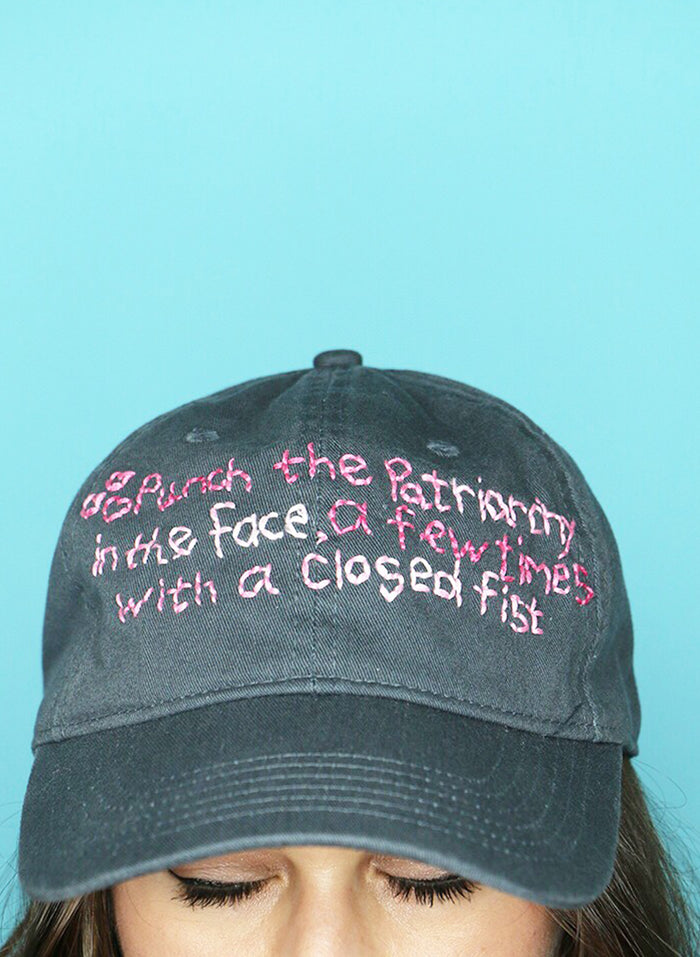 Punch the Patriarchy Hat