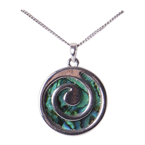 necklace loading itm ebay image pendant maori pewter on free s is nickel black cord koru