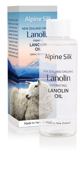 Alpine Silk Firming Oil 100ml