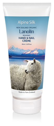 Alpine Silk Reviving Hand & Nail Creme 85ml