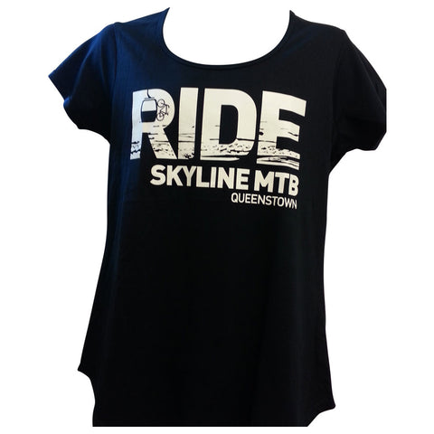 Ladies Ride More T-Shirt