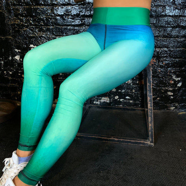 Elements Collection - Earth Leggings - Reps Over Rest