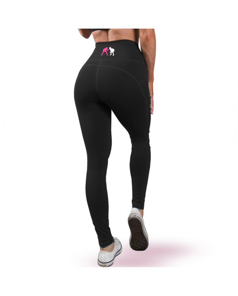 Let Her Wrestle™️ Leggings - Reps Over Rest