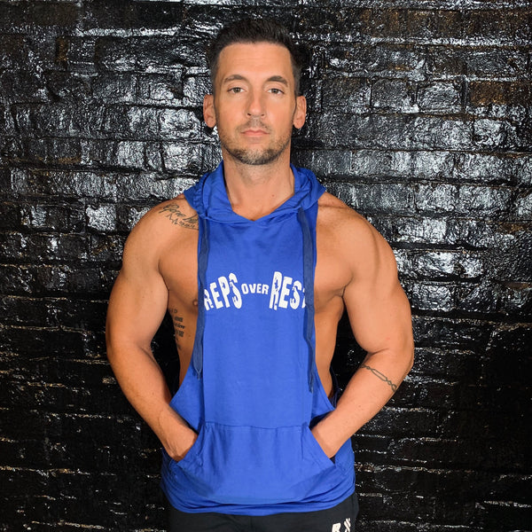 Hooded Stringers - Reps Over Rest