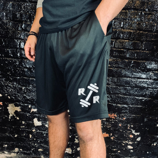 Men's Polyester Dri-Fit Shorts
