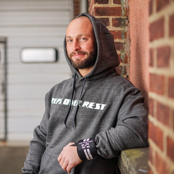 Ultimate Lifting Sweatshirt - Reps Over Rest