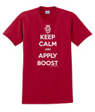 Keep Calm and Apply Boost - JBM Press  - 2